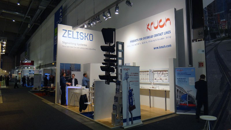 KRUCH at the Nordic Rail 2015