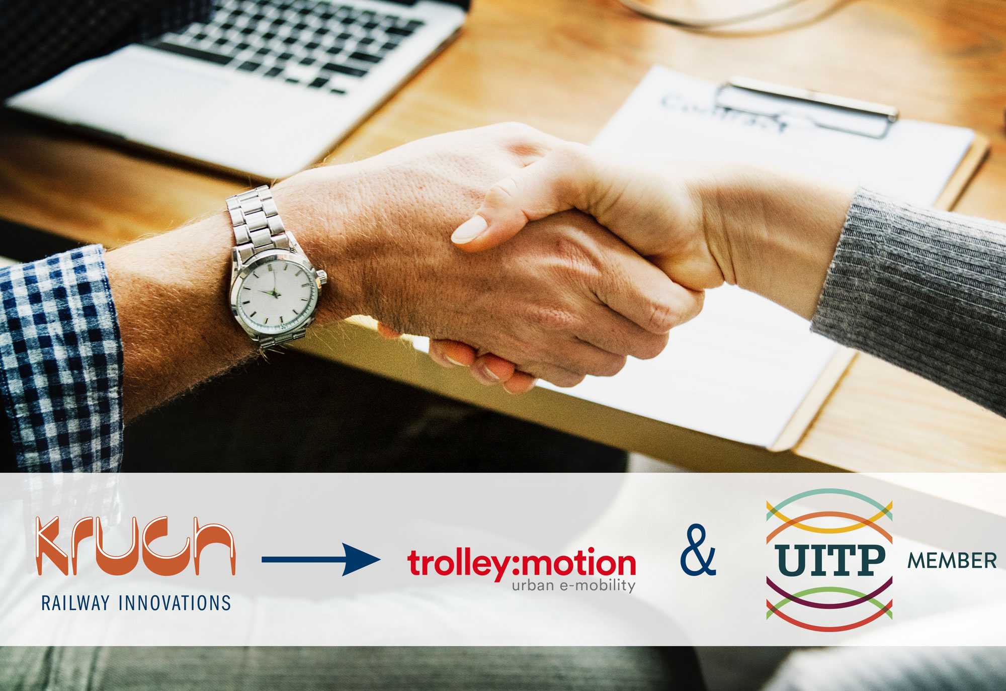 KRUCH is a member of Trolleymotion and UITP